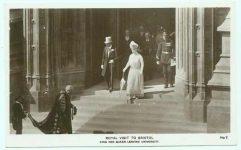 (143) George V & Mary (no. 2)