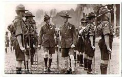 (71) Prince of Wales & Lord Baden Powell