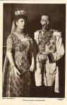 (18) George V & Mary - Rotary 9594C