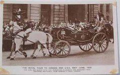 (73) Royal Tour 1939