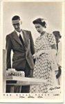 (77) Royal visit to Aden 1954