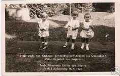 (133) Royal children of Bavaria & Luxembourg