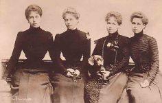 (50) 4 sisters Saxe Coburg Gotha, Gimm 10