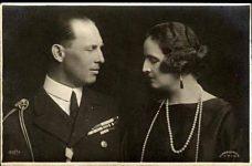 (87) George II & Elisabeth