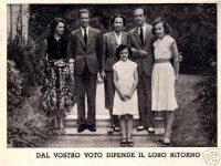 (10) Umberto, Maria-José & family