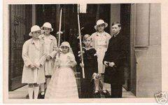 (27) | (46) Jean & siblings, Mai 1936