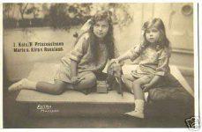 (39) Princesses Maria & Kyra