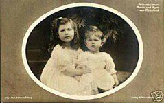 (35) Princesses Marie & Kyra