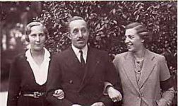 (3) King Alfonso XIII & family