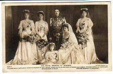 (16) Wedding Margareta & Gustaf Adolf, Rotary 269A