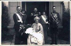(1) Royal baptism Yugoslavia