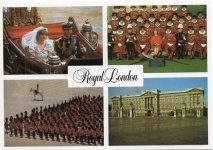 (1808) Royal London/Wedding of Diana & Charles, 1981