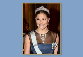(1159) Crown Princess Victoria (17 x 11,5 cm)