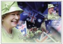 (179) Maxicard Queen Elizabeth, 2010 (Australia Post)