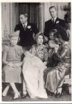 (14) Christening of Princess Anne, 1950 (press photo The Central Press Photos Ltd., 16 x 11,5 cm)