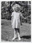 (45) Princess Christina, 1948 (Nilsson-Foto, 11,5 x 9 cm)