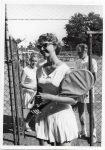 (50) Princess Disireé, 1954 (Nilsson-Foto, 12,5 x 9 cm)