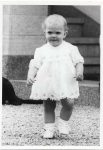 (75) Princess Victoria 1 year old, 1978 (Nilsson-Foto, 12,5 x 9 cm)