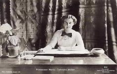 (9) Grand Duchess Maria Pavlovna of Russia as Princess of Sweden, 1911