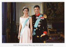 (633) Crown Princess Mary and Crown Prince Frederik