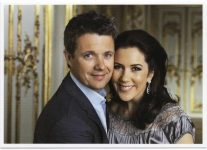 (641) Crown Princess Mary and Crown Prince Frederik, 2009