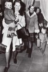 (510) Beatrix & Claus with sons, 1970