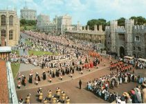 (1970) Garter Ceremony, Windsor Castle