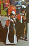(1974) Elizabeth & Philip, Garter Ceremony, Windsor Castle