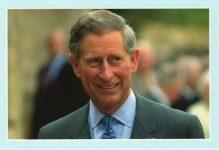 (1992) Prince Charles (16 x 11 cm)