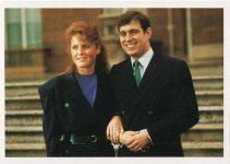 (1994) Engagement Sarah & Andrew, 1986