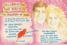 (1998) To Commemorate the Birth of Princess Beatrice, 1988