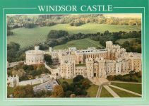 (2021) Windsor Castle (17 x 12 cm)