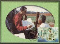 (8) Maxicard King Bhumibol