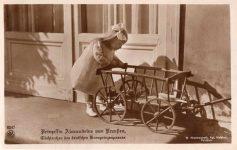 (359) Princess Alexandrine, c. 1917