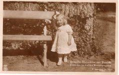 (361) Princess Alexandrine, c. 1917