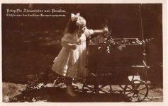 (360) Princess Alexandrine, c. 1917