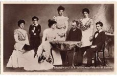 (287) Duke Karl Theodor of Bavaria and family