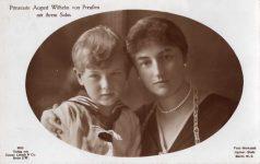 (310) Alexandra Viktoria with son Alexander Ferdinand