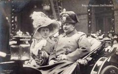 (312) Eitel Friedrich and Sophie Charlotte, 1910