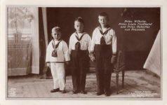 (334) Wilhelm, Louis Ferdinand and Hubertus
