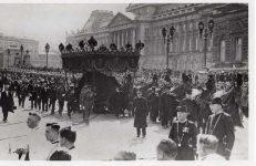(295) Funeral Queen Astrid, 1935