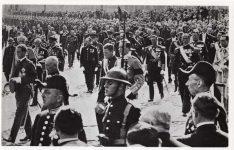 (296) Funeral Queen Astrid, 1935