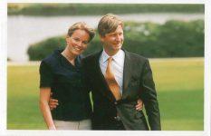 (354) Engagement Mathilde & Philippe, 1999