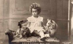 (277) Princess Marie-José