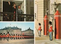 (654) Queen Margrethe's birthday/Amalienborg Palace