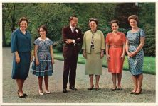 (561) The Dutch Royal Family, early 1960's
