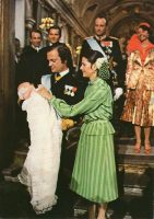 (1249) Christening of Princess Victoria, 1977