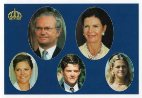 (1263) The Swedish Royal Family