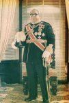 (25) King Taufa'ahau Tupou of Tonga, 1967