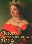 (2028) Queen Victoria, 1856 (modern postcard 17 x 12 cm)